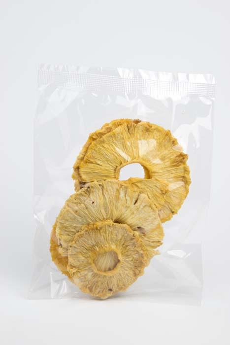 Ananas krążki bez cukru i siarki 1kg