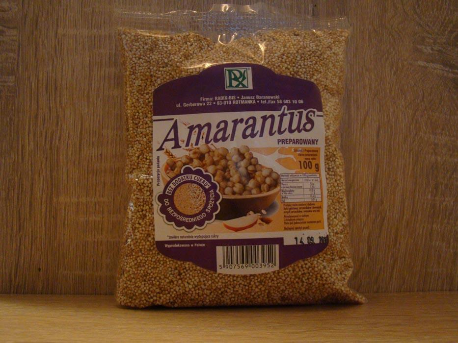 Amarantus preparowany