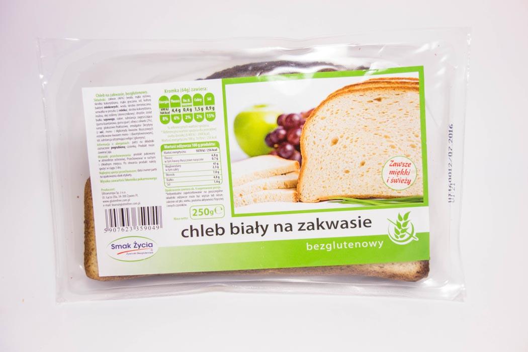 Chleb wiejski biały bezglutenowy