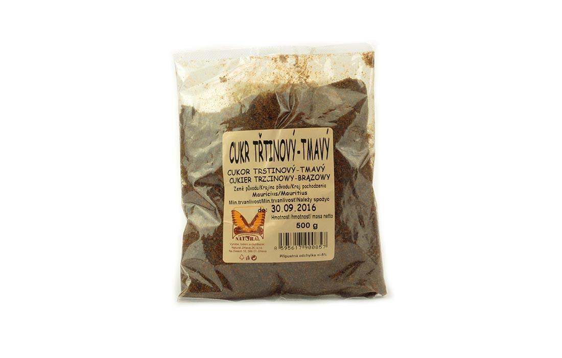 Cukier trzcinowy muskowado