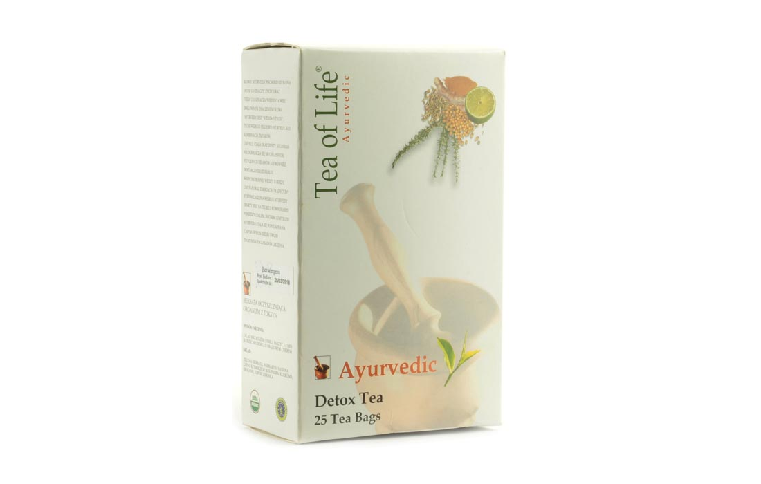 Herbata ajurwedy sri lanka oczyszczająca