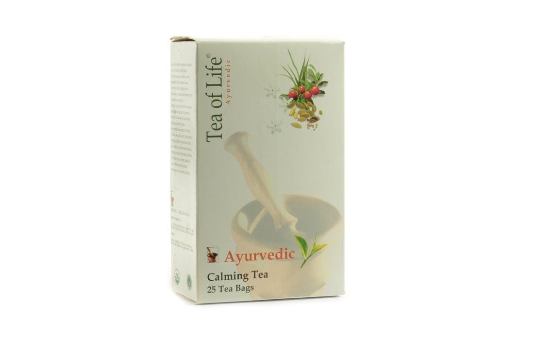 Herbata ajurwedy sri lanka uspokajająca