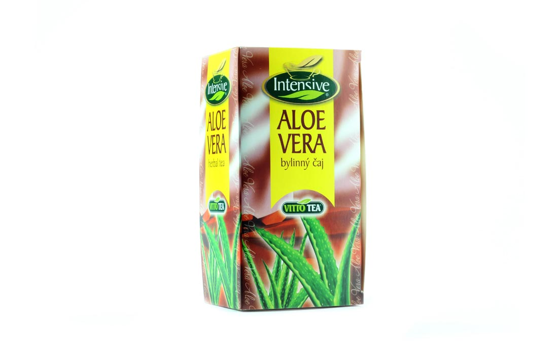 Herbata aloe vera