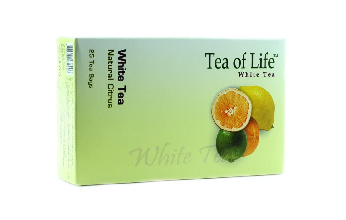 Herbata biała z cytryną sri lanka