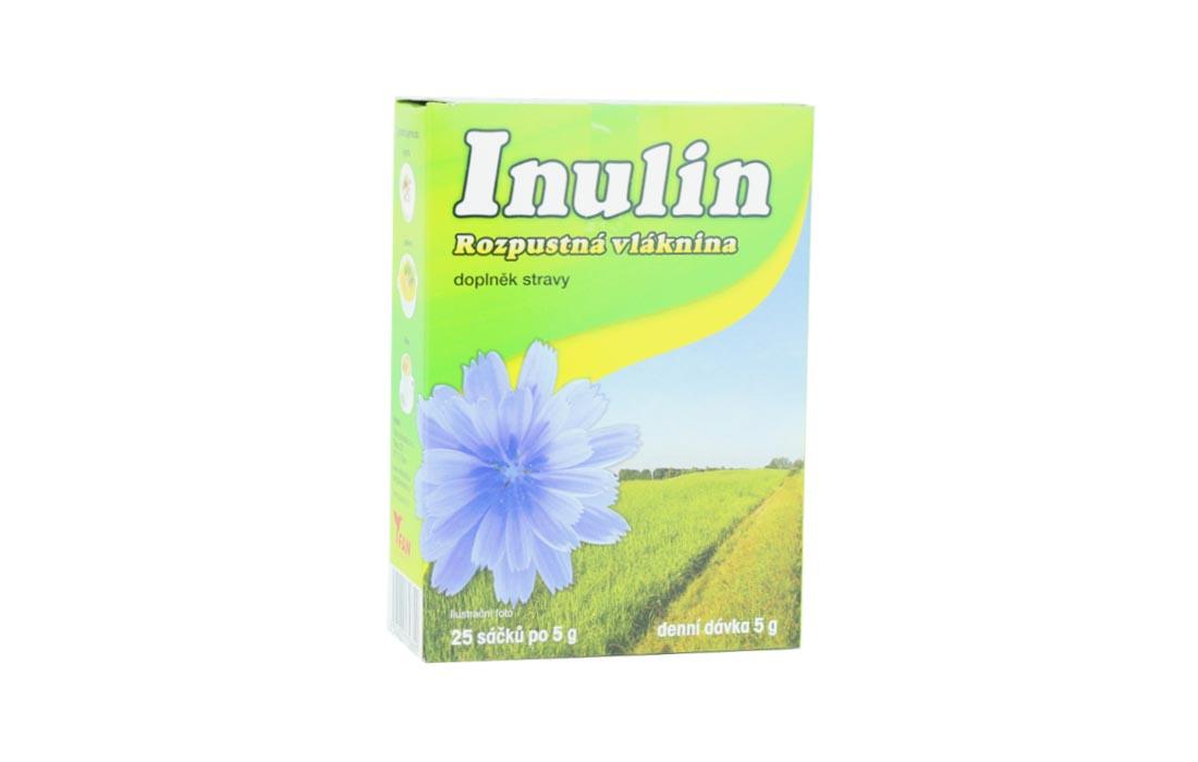 Inulina z cykorii