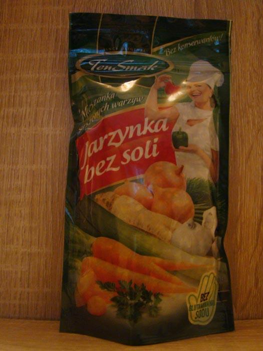 Jarzynka bez soli Ten Smak