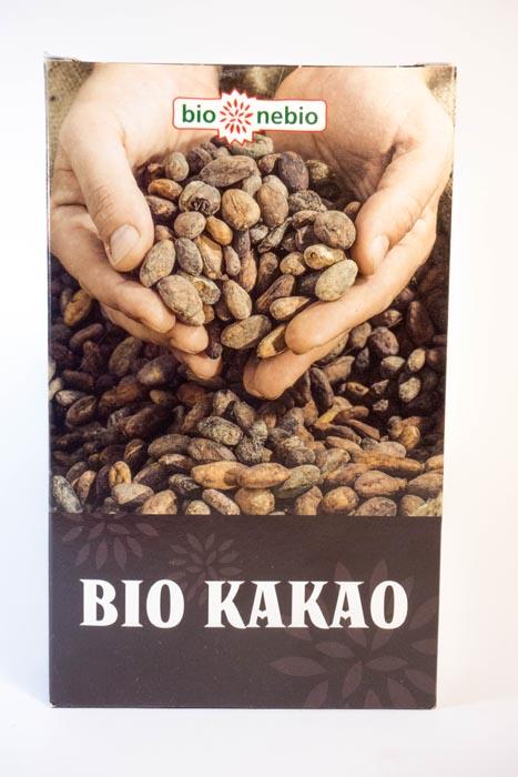 Kakao odtłuszczone bio