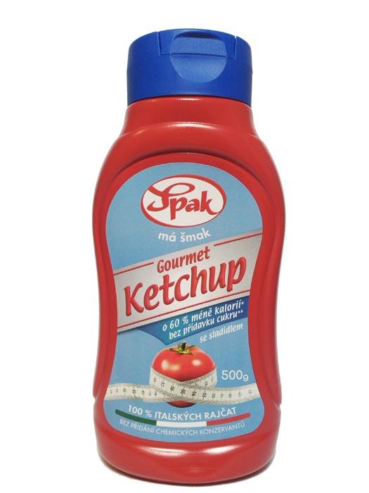 Ketchup z obniżoną zawartoscią cukru
