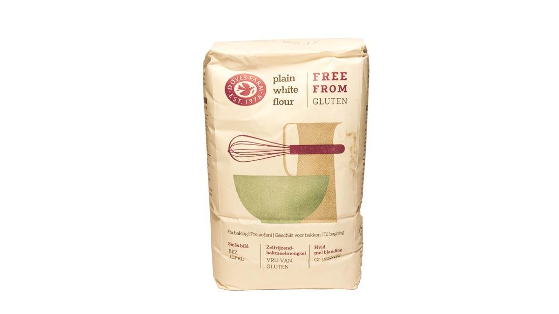 Mąka bezglutenowa biała 1kg