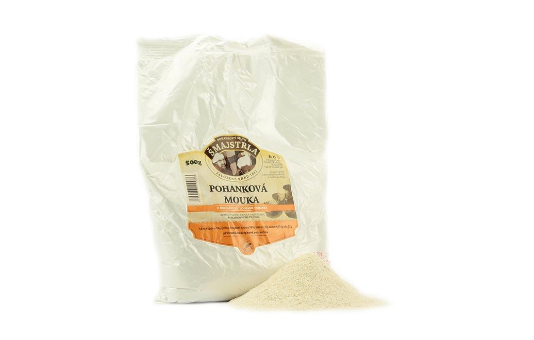 Mąka gryczana biała2
