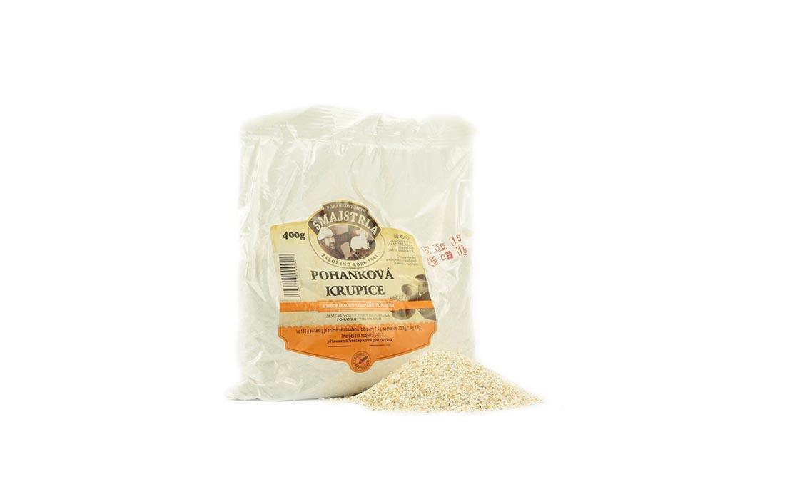 Mąka gryczana razowa