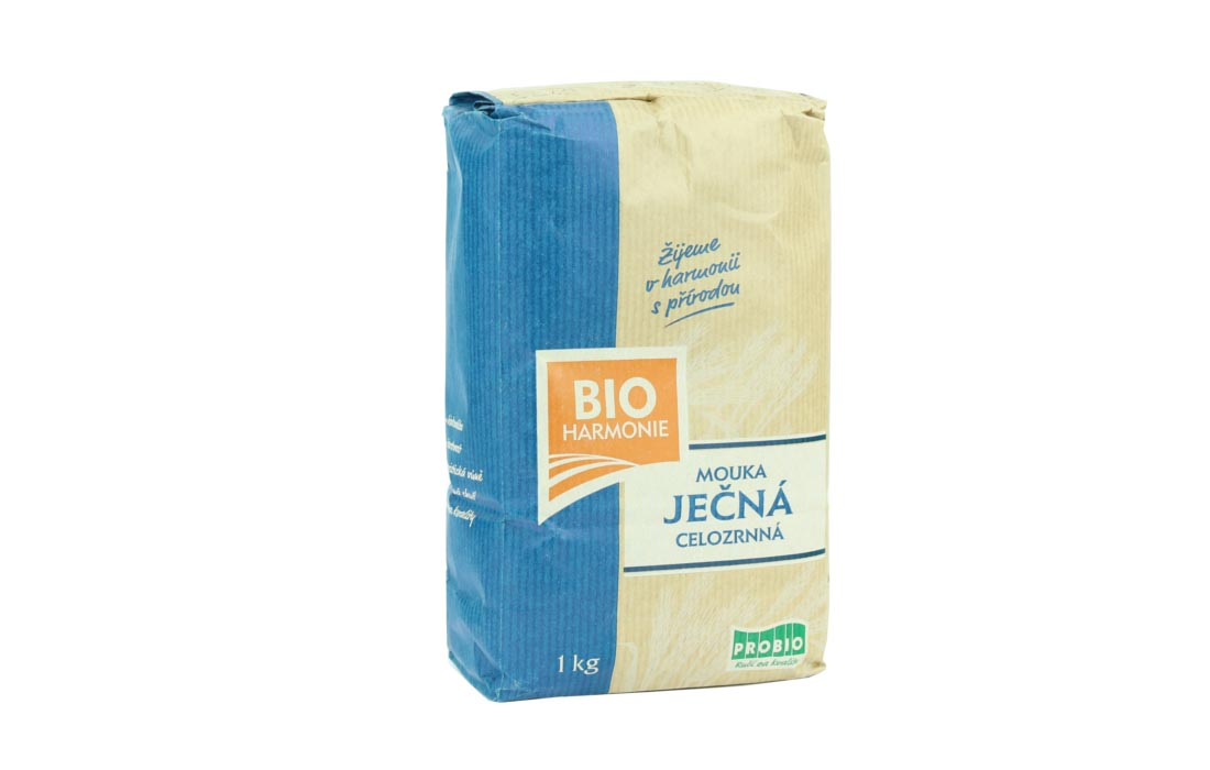 Mąka jęczmienna bio