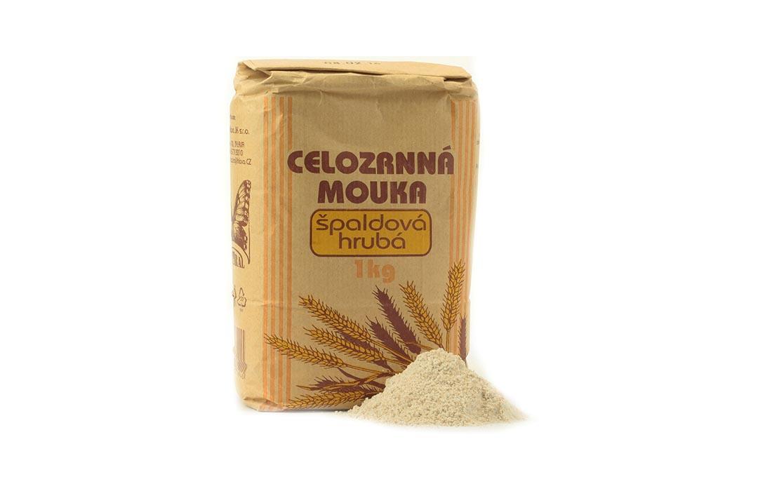 Mąka orkiszowa gruba