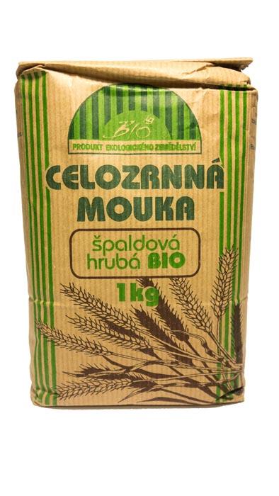 Mąka orkiszowa gruba bio 1kg