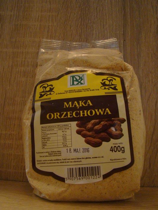 Mąka orzechowa