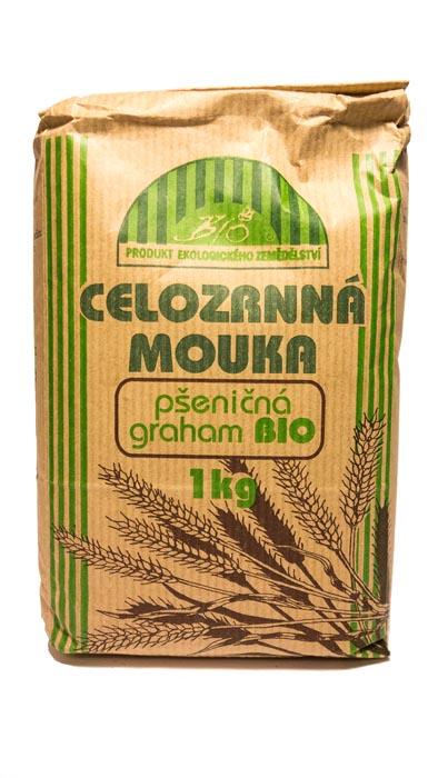 Mąka pszenna graham bio 1kg