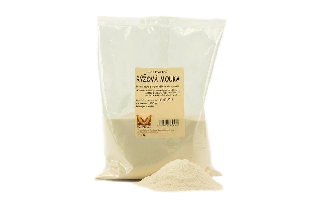 Mąka ryżowa błyskawiczna