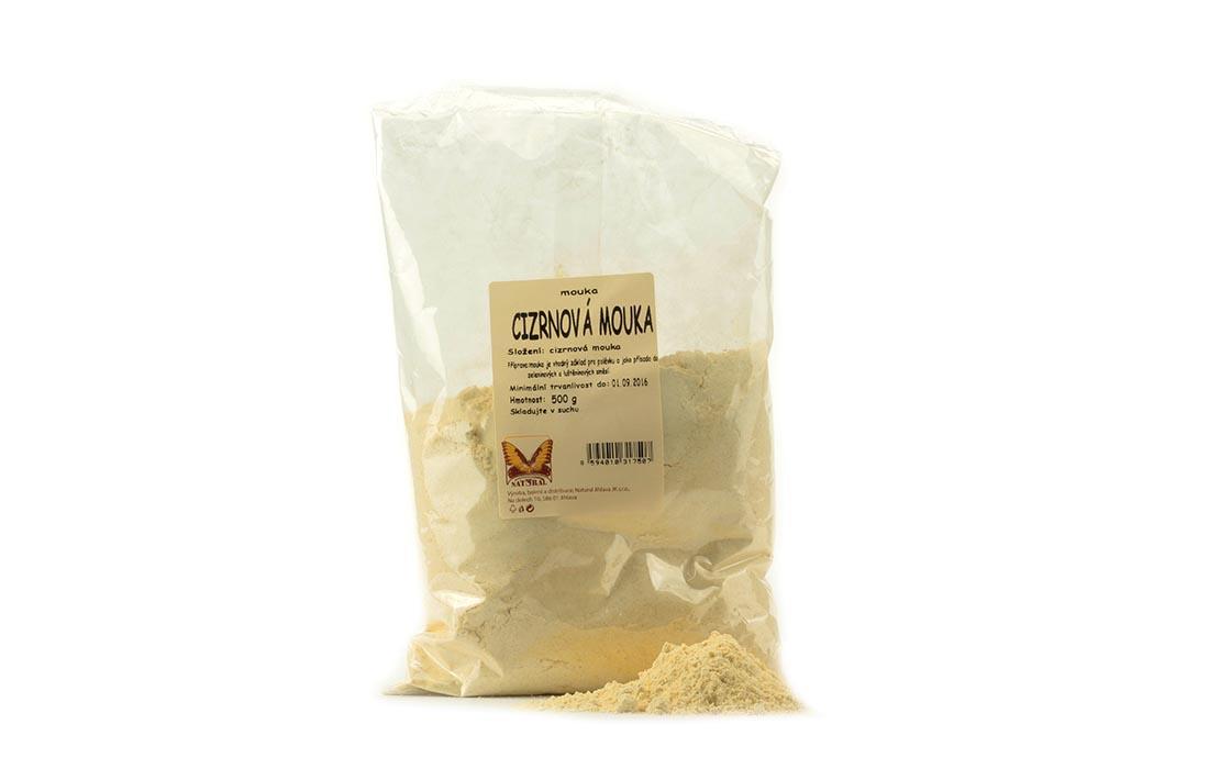 Mąka z cieciorki