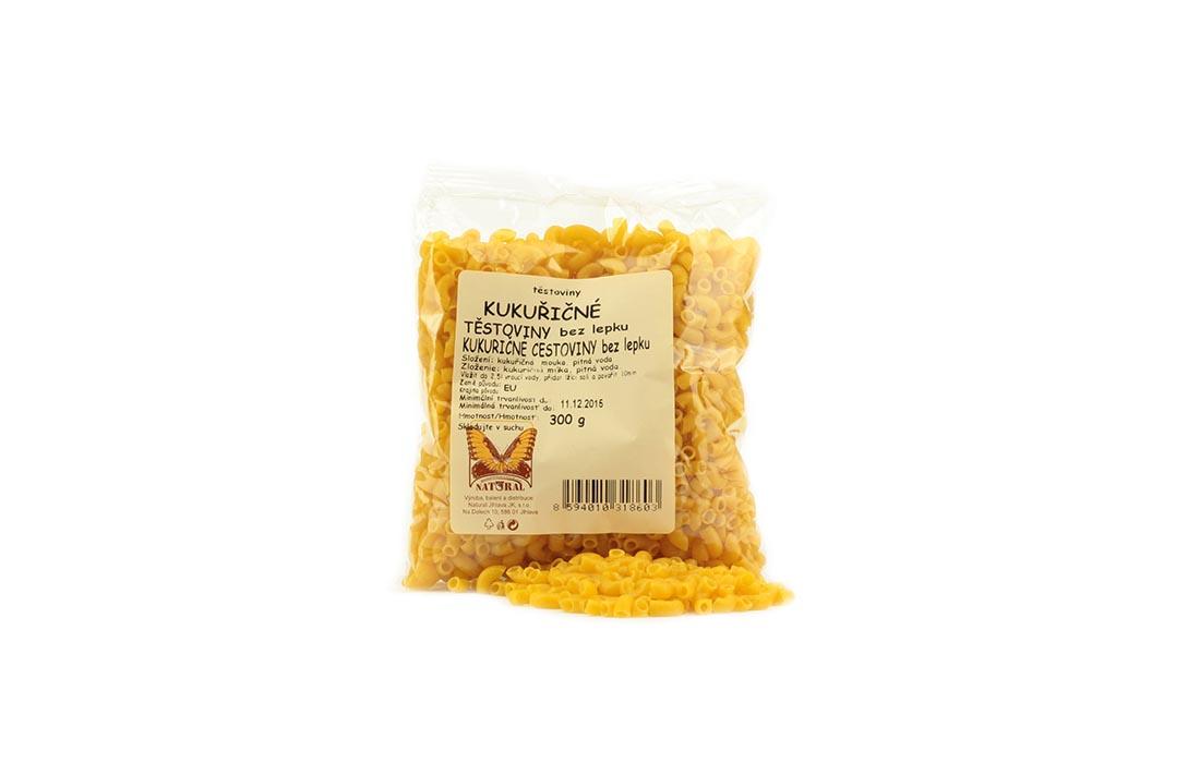 Makaron kukurydziany kolanka