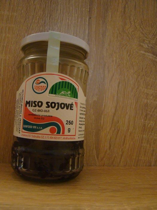 Miso sojowe