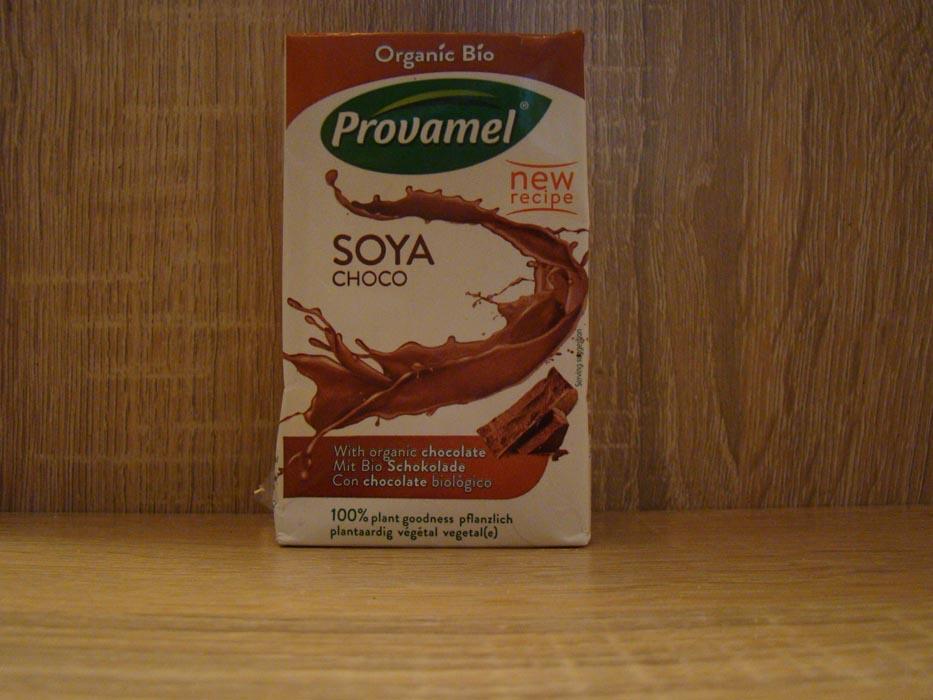 Napój sojowy z czekoladą bio