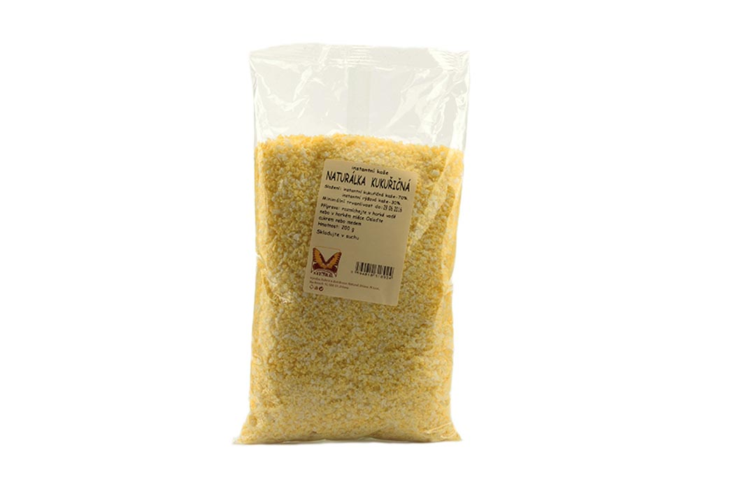 Naturalka kaszka kukurydziana