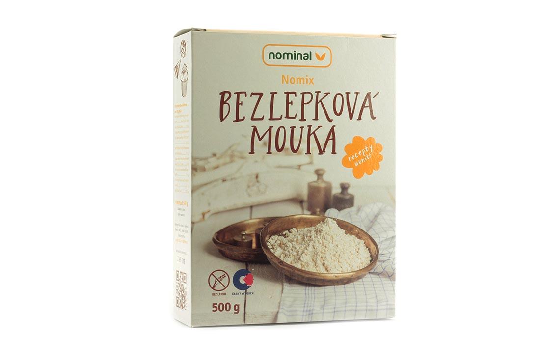 Nomix mąka bezglutenowa