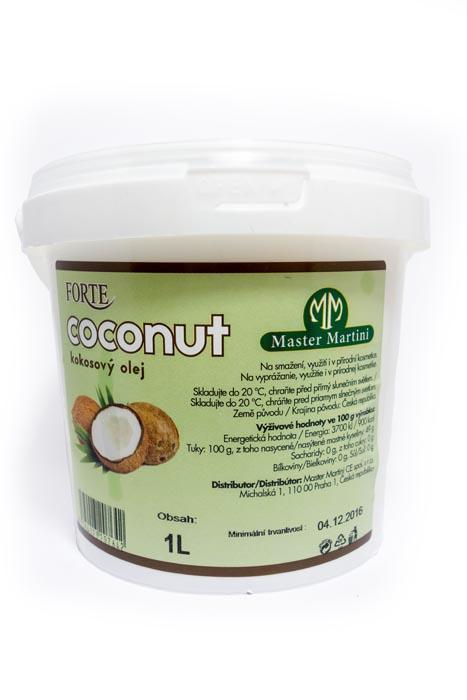 Olej kokosowy bezzapachowy
