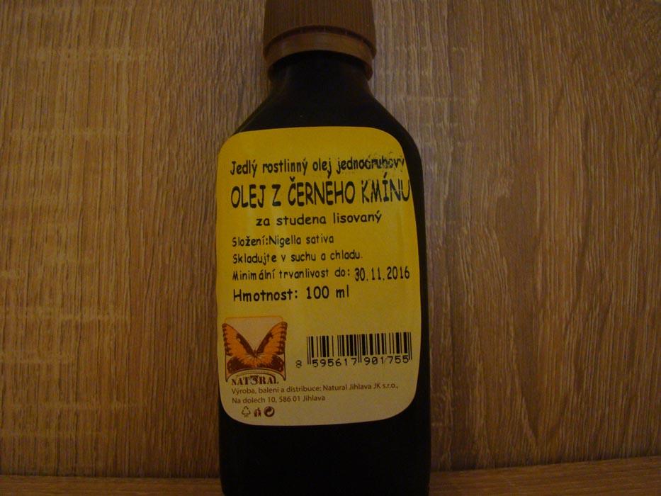 Olej z czaenuszki