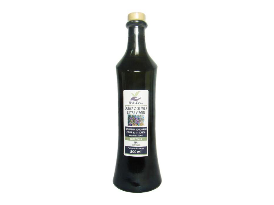Oliwa z oliwek z krety