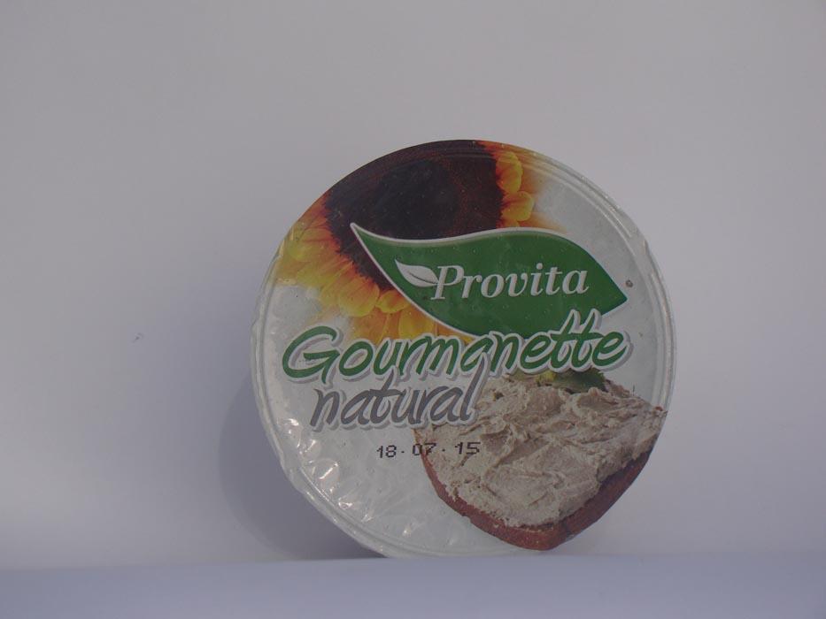 Pasta Gourmanette naturalna 130g