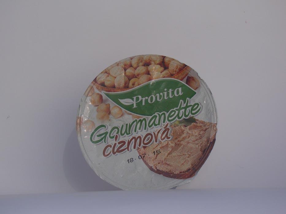 Pasta Gourmantte z cieciorki 130g