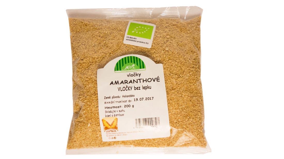 Płatki z amarantusa bio 200g