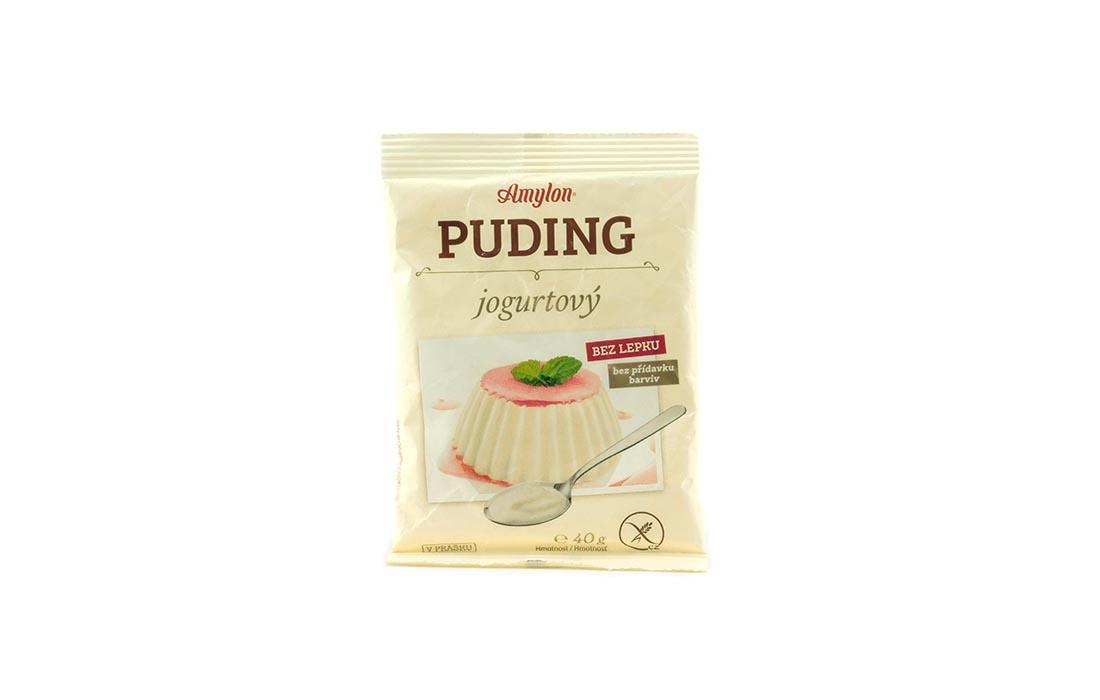 Puding jogurtowy