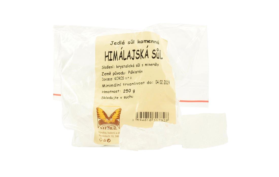 Sól himalajska kamienna
