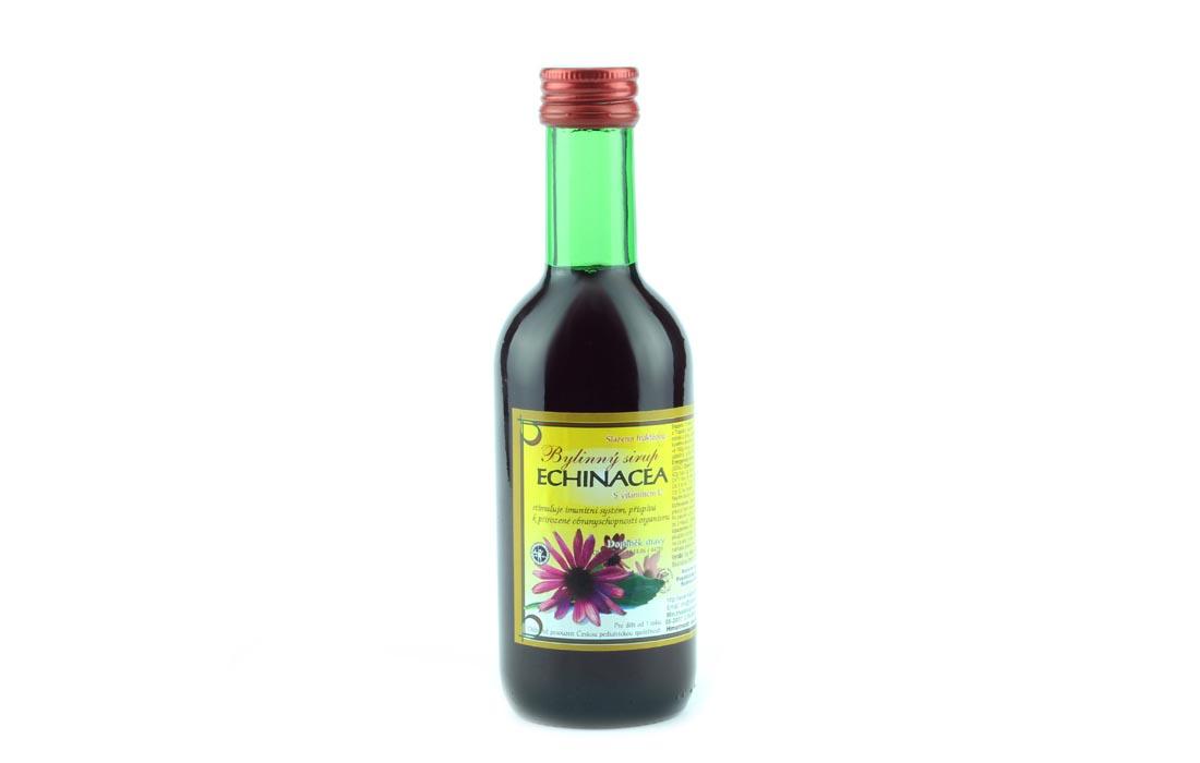 Syrop ziołowy echinacea