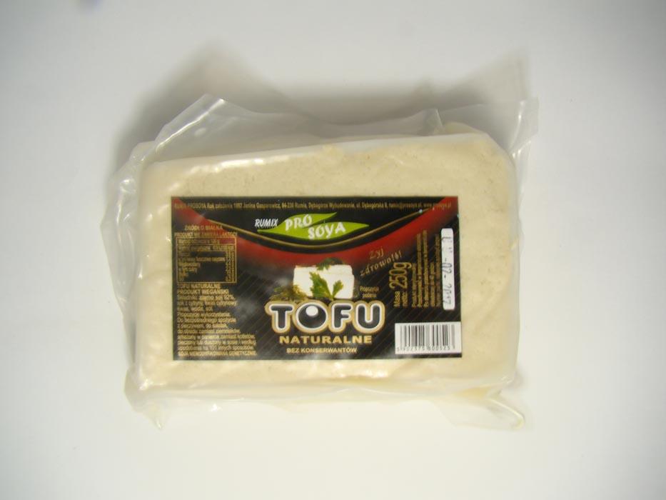 Tofu naturalne rumix